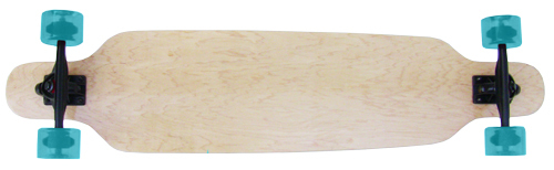 "42"" Moose Flush Mount Longboard Complete"