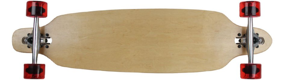 Moose Natural Longboard Complete