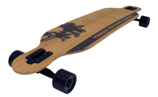 Bamboo Palms Longboard Complete Profile