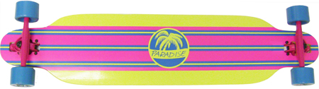 Paradise-Yellow-Stripe-Drop-Thru-Longboard-Complete-big