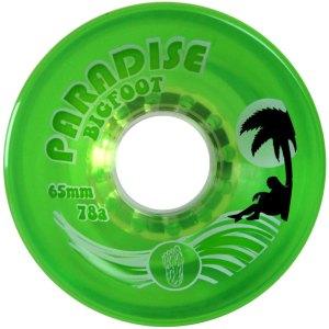 bigfoot-wheel-65mm-78a-islanders-green-longboard-wheel-single
