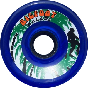 bigfoot-wheel-70mm-78a-paradise-cruisers-blue-longboard-wheel-single