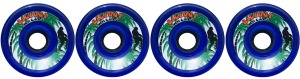 bigfoot-wheel-70mm-78a-paradise-cruisers-set-of-4-blue-longboard-wheels