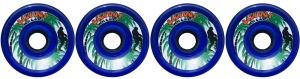 bigfoot-wheel-70mm-78a-paradise-cruisers-set-of-4-blue-longboard-wheels