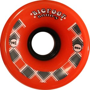 bigfoot-wheel-70mm-80a-bohos-orange-longboard-wheel-single