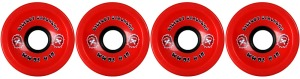 bigfoot-wheel-70mm-81a-stalkers-red-set-of-4-longboard-wheels