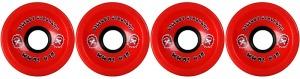 bigfoot-wheel-70mm-81a-stalkers-red-set-of-4-longboard-wheels