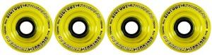 bigfoot-wheel-75mm-81a-invaders-set-of-4-yellow-longboard-wheels
