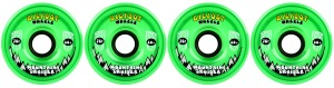 bigfoot-wheel-76mm-80a-mountain-cruisers-set-of-4-translucent-green-longboard-wheels
