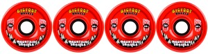 bigfoot-wheel-76mm-80a-mountain-cruisers-set-of-4-translucent-red-longboard-wheels