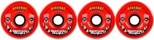 bigfoot-wheel-76mm-80a-mountain-cruisers-set-of-4-translucent-red-longboard-wheels