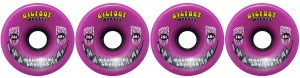 bigfoot-wheel-76mm-80a-mountain-cruisers-solid-set-of-4-purple-longboard-wheels
