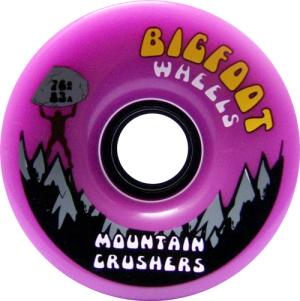 bigfoot-wheel-76mm-83a-mountain-crushers-purple-longboard-wheel-single