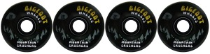 bigfoot-wheel-76mm-83a-mountain-crushers-set-of-4-black-longboard-wheels