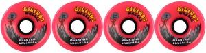 bigfoot-wheel-76mm-83a-mountain-crushers-set-of-4-pink-longboard-wheels
