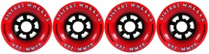 bigfoot-wheel-83mm-cored-81a-set-of-4-red-longboard-wheels