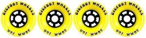 bigfoot-wheel-90mm-cored-78a-set-of-4-yellow-longboard-wheels