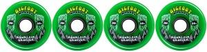 bigfoot-wheels-76mm-80a-set-of-4-solid-green-mountain-cruisers-longboard-wheels
