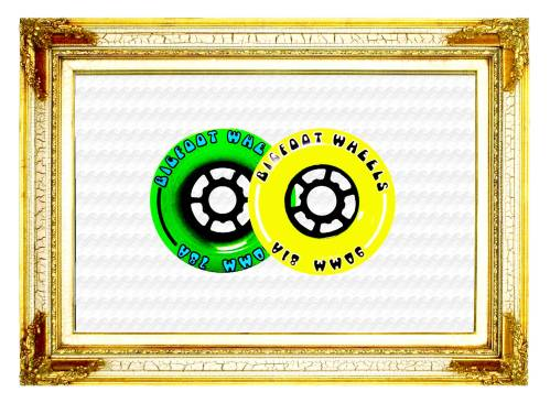 Bigfoot Wheels Plunder Brand Category Page Header Image