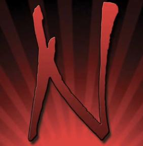 Ninja Paintball Logo