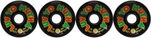 dregs-luv-yo-mutha-70mm-black-soy-longboard-wheel-set-of-4