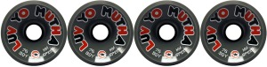 dregs-luv-yo-mutha-76mm-grey-soy-longboard-wheel-set-of-4