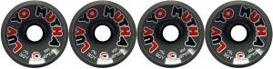 dregs-luv-yo-mutha-76mm-grey-soy-longboard-wheel-set-of-4