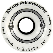 Dregs-Race-Labeda-White-66-Single