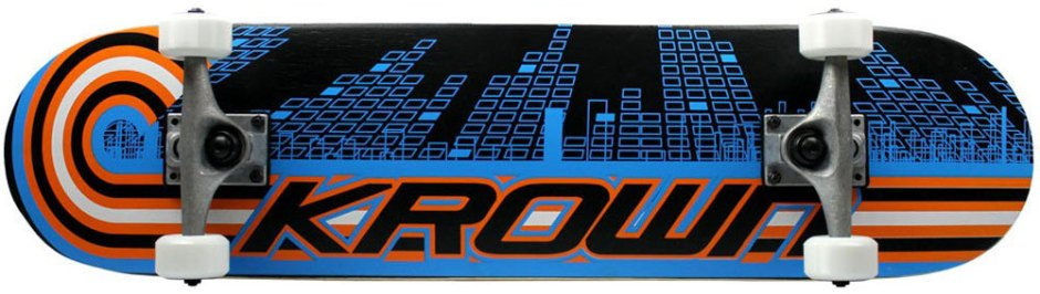 Krown Rookie City Skateboard Complete