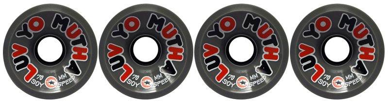 Luv-Yo-Mutha-Soy-70-Grey-Set-of-4