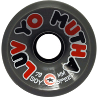 Luv-Yo-Mutha-Soy-70-Grey-Single