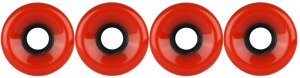 nova-wheel-61mm-orange-side-set-smooth-set-of-4-longboard-wheels