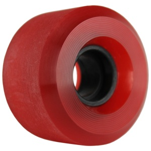 nova-wheel-61mm-transparent-red-shaved-center-set-single-longboard-wheel