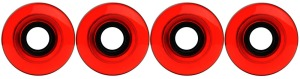 nova-wheel-61mm-transparent-red-smooth-center-set-set-of-4-longboard-wheels