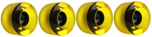 nova-wheel-61mm-transparent-yellow-shaved-center-set-set-of-4-longboard-wheels