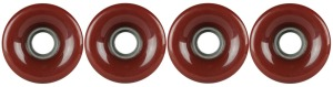 nova-wheel-65mm-brown-smooth-center-set-set-of-4-longboard-wheels