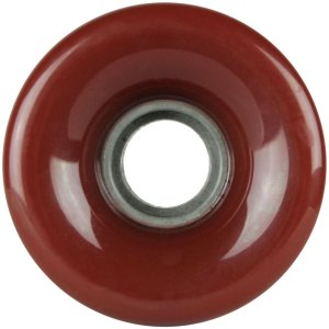 nova-wheel-65mm-brown-smooth-center-set-single-longboard-wheel