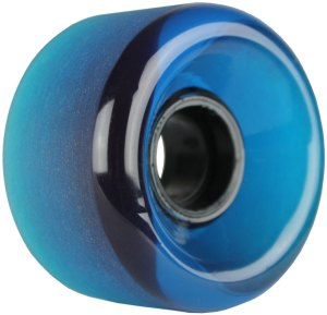 nova-wheel-65mm-transparent-blue-shaved-side-set-single-longboard-wheel