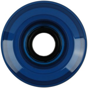 nova-wheel-65mm-transparent-blue-smooth-center-set-single-longboard-wheel