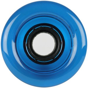 nova-wheel-65mm-transparent-blue-smooth-side-set-single-longboard-wheel
