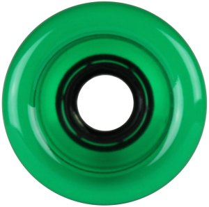 nova-wheel-65mm-transparent-green-smooth-side-set-single-longboard-wheel