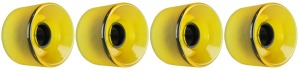 nova-wheel-65mm-transparent-yellow-shaved-off-set-set-of-4-longboard-wheels