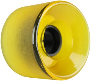nova-wheel-65mm-transparent-yellow-shaved-off-set-single-longboard-wheel