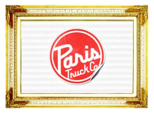 Paris Trucks Plunder Brand Page Image