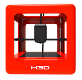 Orange-Micro-3D-Printer