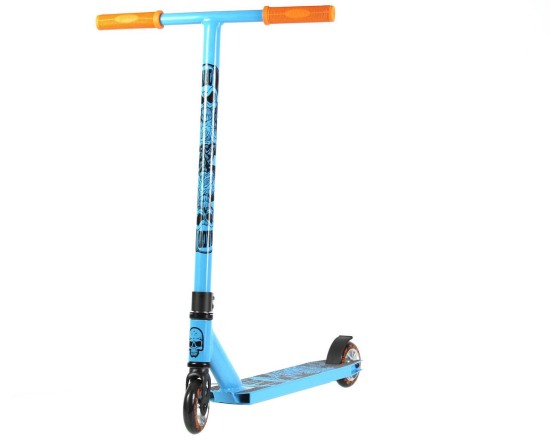 Madd Gear Kick Scooter Blue Scooter Complete