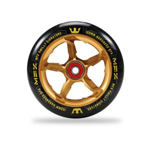Madd Gear R WIlly Scooter Wheel 120mm Gold Scooter Wheel