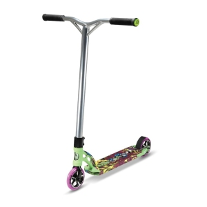 Madd Gear VX6 Extreme Zombie Hand Scooter Complete