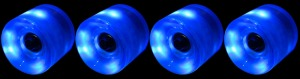 led-longboard-wheel-60mm-blue-set-of-4