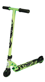 Madd-Gear-Flow-Scooter-Green